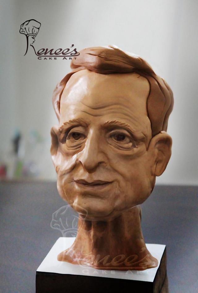 Life Size Face Sculpting By Purbaja B Chakraborty