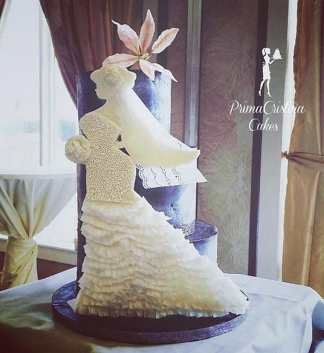 Belle of the Ball, Bride Cake