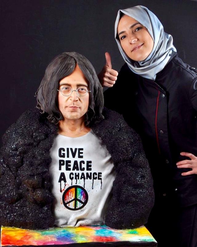 Give peace a chance collaboration