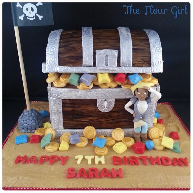 Swashbuckle Cake