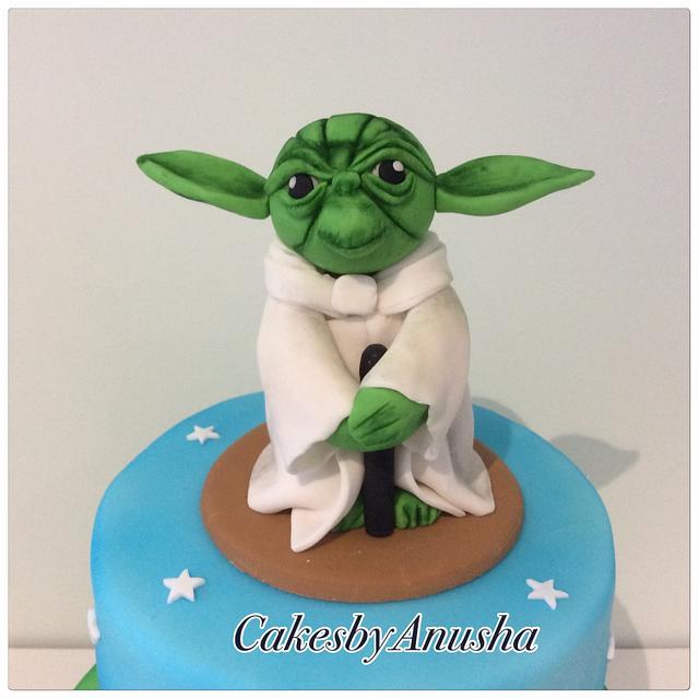 Star Wars Yoda.