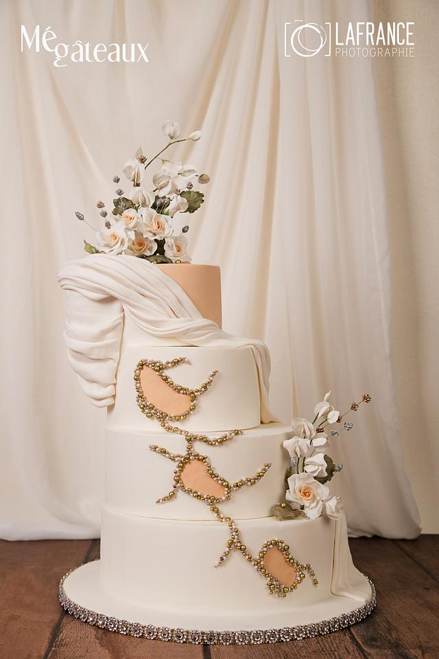 Tony Ward Couture Cake for Cake Central