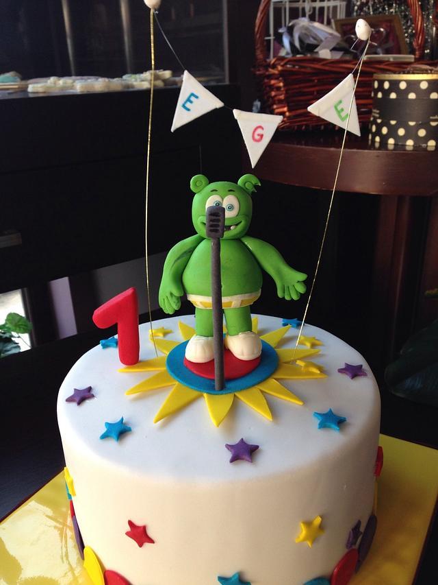 Prime Gummy Bear Birthday Cake Cake By Cake Lounge Cakesdecor Funny Birthday Cards Online Benoljebrpdamsfinfo