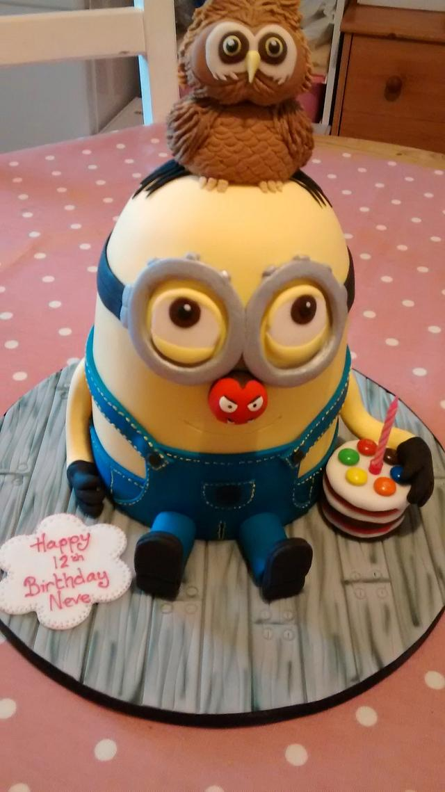 Red Nose Minion