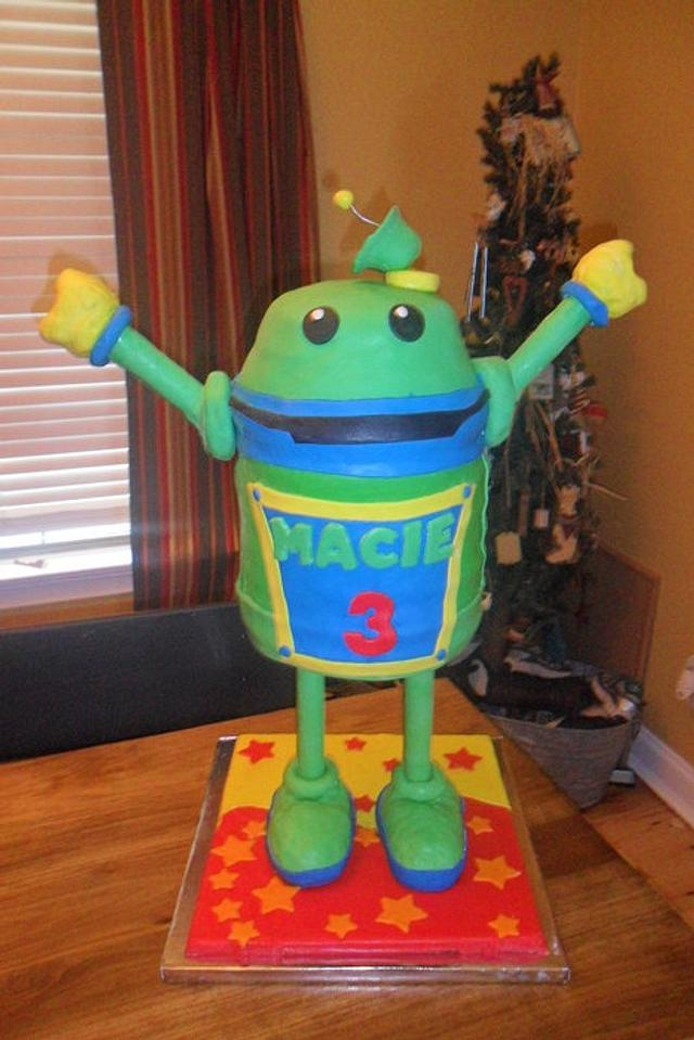 Bot from team umizoomi
