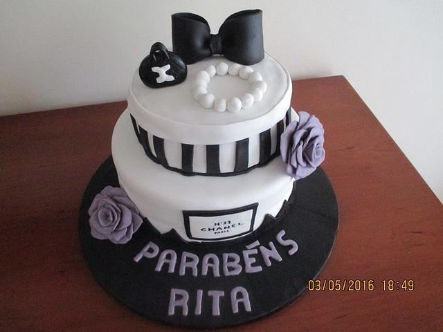 Chanell Cake