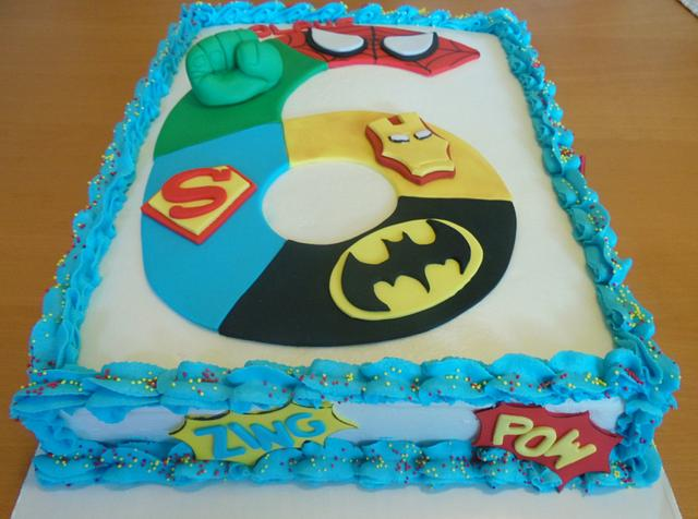 Magnificent Marvel Superhero And Avengers Birthday Cake Cake By Cakesdecor Funny Birthday Cards Online Alyptdamsfinfo