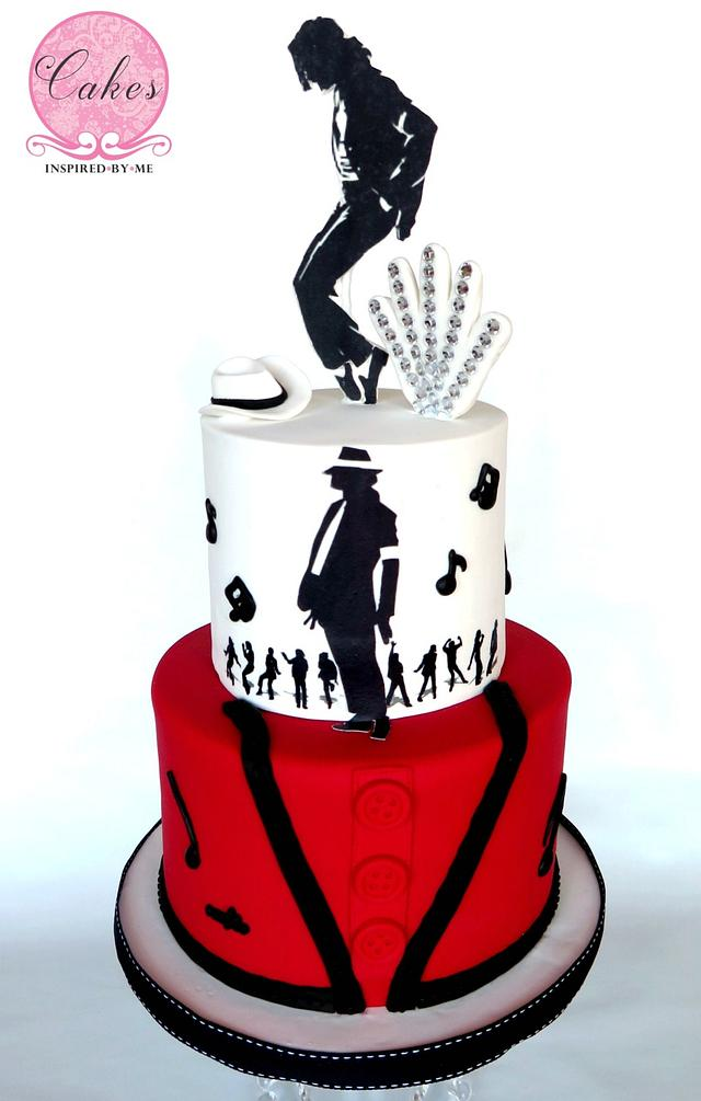 Tremendous Michael Jackson Thriller Cake By Cakes Inspired By Me Cakesdecor Funny Birthday Cards Online Hetedamsfinfo