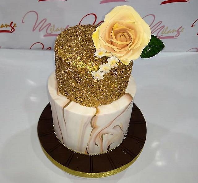 """""""SEQUINS CHIC CAKE"""""""
