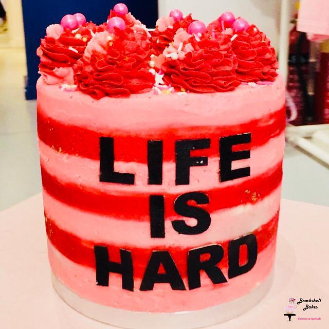 Lazy Oaf Cardi Cake... Life is Hard