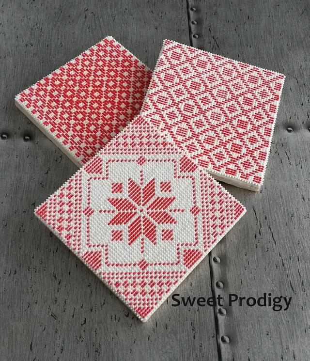 Nordic Needlepoint   Sweet Prodigy