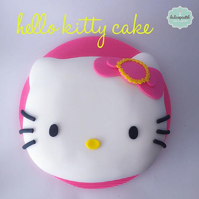 Torta Hello Kitty en Medellín