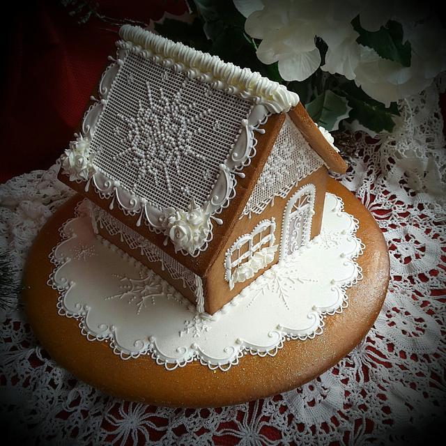 Snowflake cottage