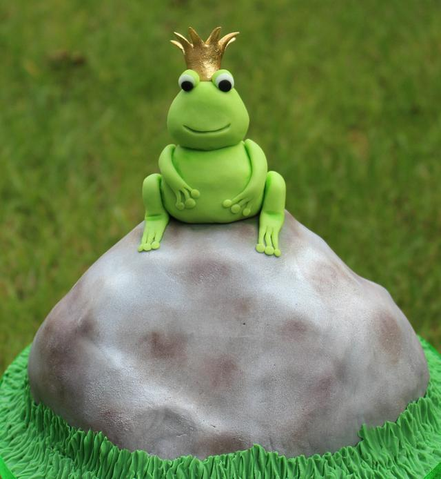 Frog Prince for Fairytale Forest