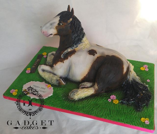 Nancy the Horse