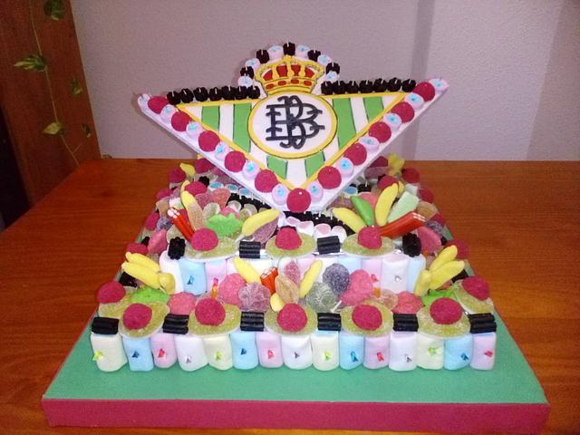 Marshmallow CAKE BETIS