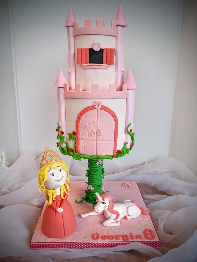 Georgie's Unicorn and Princess