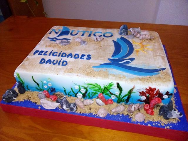 NAUTICO DAVID CAKE