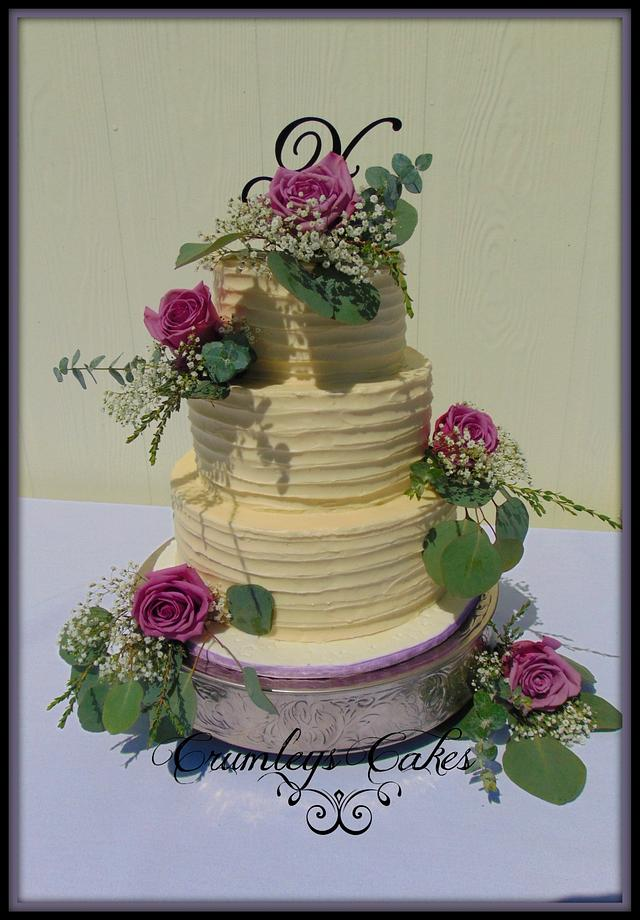 Buttercream and Roses