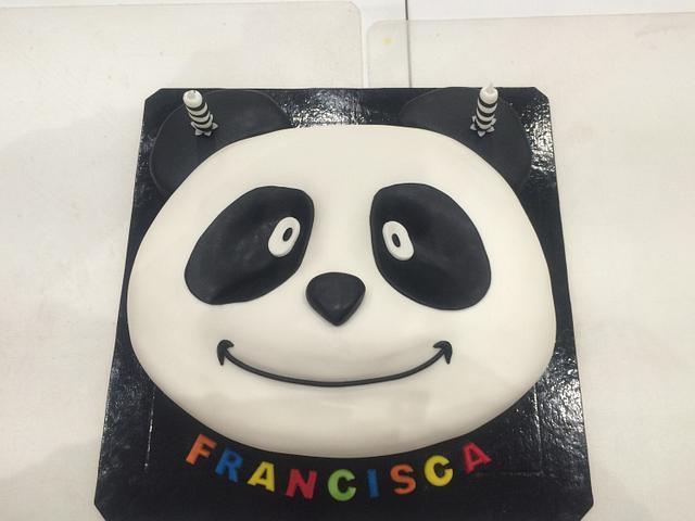 Panda Channel Cake