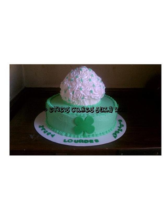 My Friend's Bday Cake