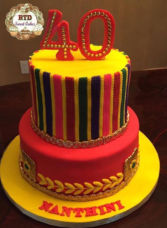 RTD sweet cakes