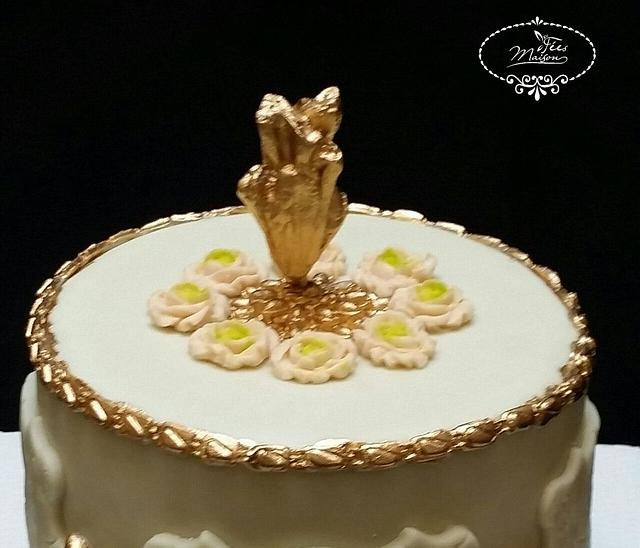 Baptism Cake Box