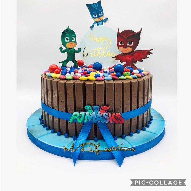 Pyjamasques cake