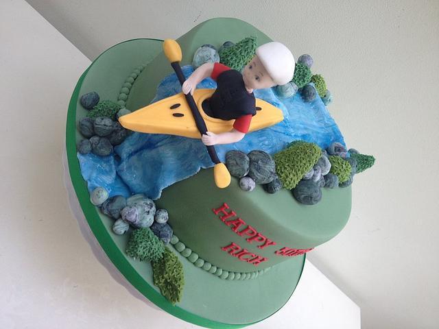 Kyack cake