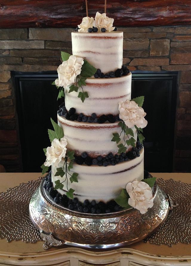Wedding Cake for Sara