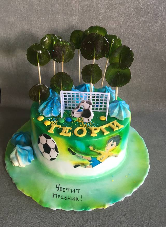 Miraculous Happy Birthday And Nameday Cake By Doroty Cakesdecor Funny Birthday Cards Online Sheoxdamsfinfo