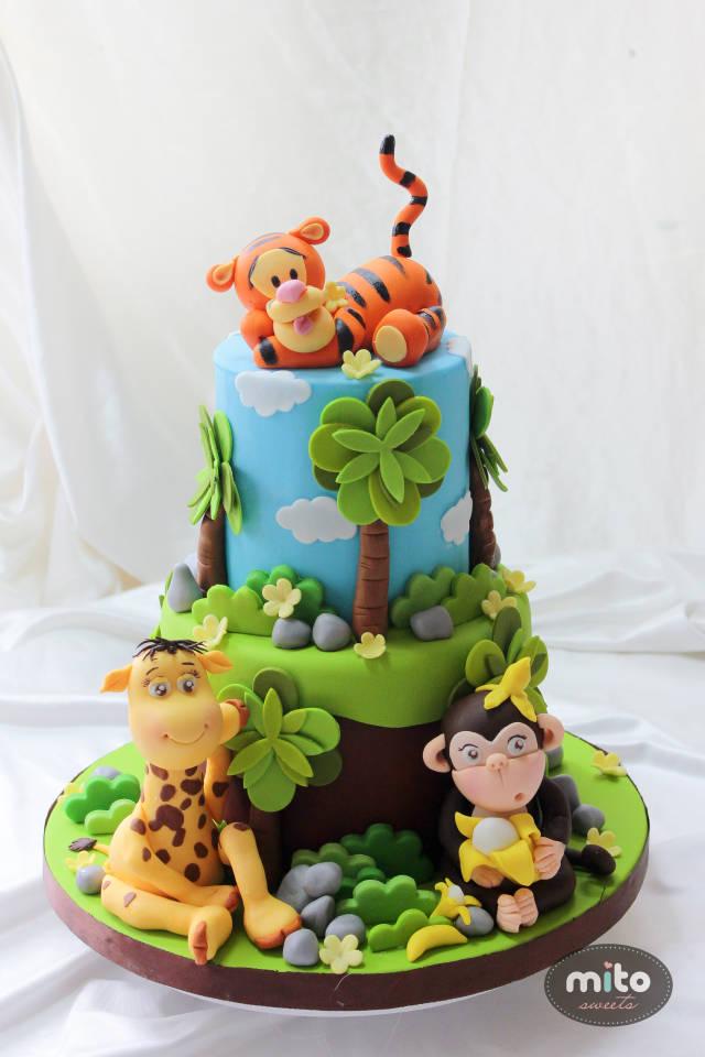 Birthday cake - cake by Mocart DH - CakesDecor