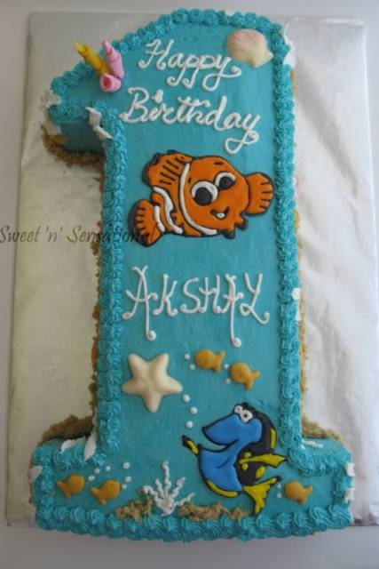Outstanding How To Carve A Number 1 Cake Cakesdecor Funny Birthday Cards Online Amentibdeldamsfinfo