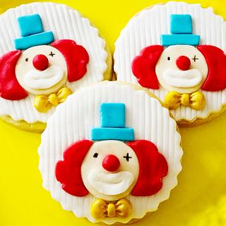🤡 Clown Cookies 🤡