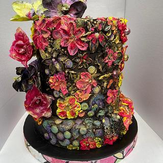 Spring Beauty ♥️  - Cake by Evgenya Asparuhova