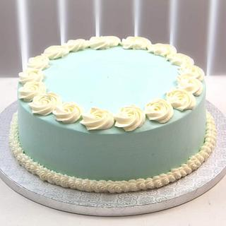 Baby Shower Cake - Cake by Shilpa Kerkar