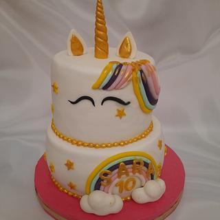 """""""Unicorn Cake"""""""