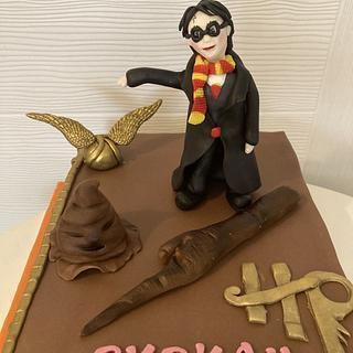 Harry Potter cake - Cake by Doroty