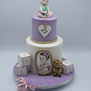Made with love❤ - Cake by Olina Wolfs