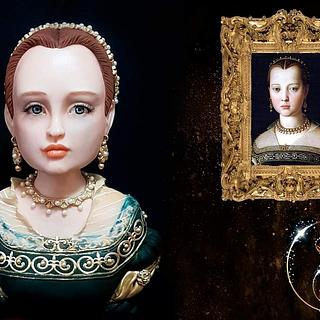 Maria De Cosme De Medici