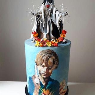 Hell is empty and all the devils are here. - Cake by Jens bakey cakey