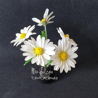 Daisy - Cake by Asya Vencheva