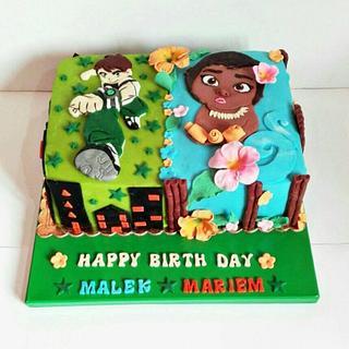 Birthday cake - Cake by Jojo