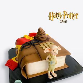 Torta Harry Potter en Medellín realizada por Dulcepastel.com - Cake by Dulcepastel.com