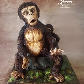 The Protector - Cake by Xelene Atelier