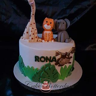 Cute jungle theme