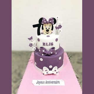Minnie mause cake - Cake by miracles_ensucre