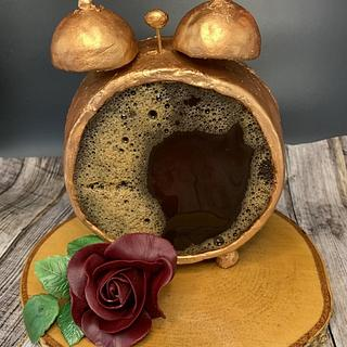 Cake for sleep-deprived - Cake by alek0