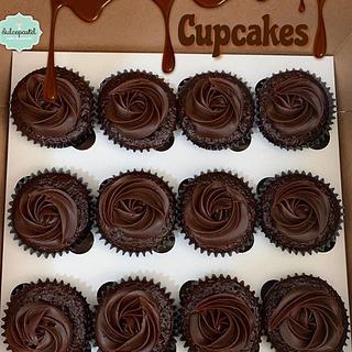 Cupcakes de Chocolate en Medellín