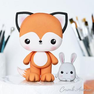 Fox & Bunny